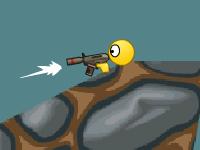 لعبة اكشن السمايلي المسلح