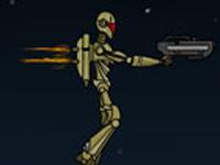 لعبة اكشن حرب الكواكب الخطيرة