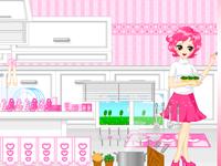 لعبة ديكور المطبخ الرائع