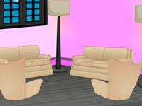 لعبة ديكور ترتيب الغرفة الجميلة