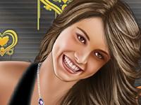 لعبة مكياج ستيفانيا فيرنانديز