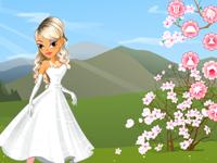 لعبة براتز والعروسة