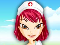 لعبة براتز للتمريض