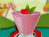 لعبة طبخ عصير التوت