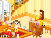 لعبة ديكور غرفة الاطفال