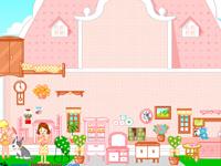 لعبة ديكور منزل سوسو