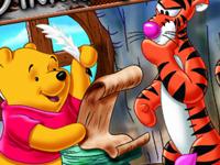لعبة تلوين ويني الدبدوب الخطير