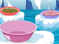 لعبة طبخ البطاريق الجديدة