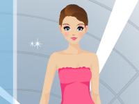 لعبة تلبيس فتاة الطيران الرائعة