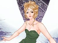 لعبة تلبيس الاميرة الملاك