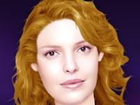 لعبة تلبيس كاثرين هيغل الجديدة