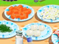 لعبة طبخ الحساء الشهي