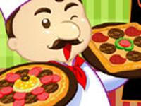 لعبة طبخ البيتزا الشهية