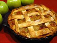 لعبة طبخ فطيرة التفاح الجديدة