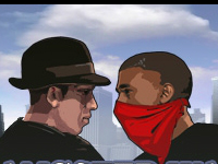 لعبة اكشن عصابات المافيا القوية
