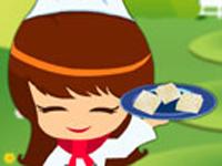 لعبة طبخ الطباخة الصغيرة