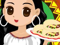 العاب طبخ لعبة طبخ طهي البوريتو الاسباني