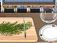 العاب طبخ لعبة طبخ تحضير سلطة البطاطس الشهية