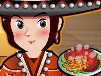 العاب طبخ لعبة طبخ تحضير الطعام المشوي المكسيكي