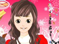 لعبة ماكياج تجميل الفتاة الرائعة