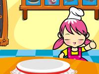 لعبة طبخ والكيك الشهى