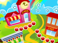 لعبة طبخ الكيك الشهية الرهيبة