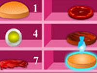 لعبة طبخ برجر كينج الشهية