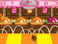 لعبة طبخ الشوكولاتة وتغليفها