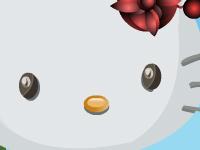 لعبة تلبيس هيلو كاتي الرائعة