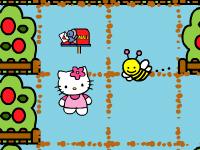 لعبة هروب هيلو كيتي من النحلة