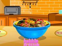 لعبة تحضير الطعام الايطالي