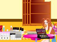 لعبة ديكور صالون التجميل