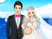 لعبة صورة الزفاف