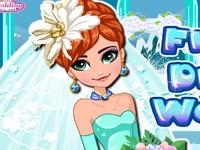 لعبة زفاف الاحلام
