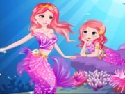لعبة تلبيس عروس البحر