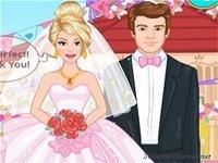 لعبة خطط زفاف باربي