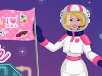 لعبة باربي في الفضاء