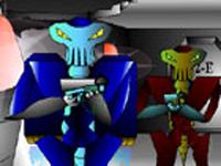لعبة اكشن حرب النجوم الفضائية