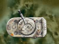 لعبة اكشن والدبابات الحربية القوية