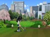 لعبة بطولة الجولف