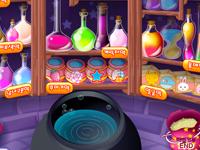 لعبة سو والمختبر السحري