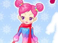 لعبة سو وملابس الشتاء