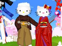 لعبة تلبيس لولو كاتي وزوجها