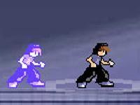 لعبة اكشن الشباب المقاتلين الجديدة