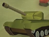لعبة اكشن حرب الدبابات الخطيرة