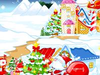 لعبة ديكور ترتيب عالم بابا نويل