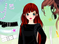 لعبة قص شعر نورا الجميلة