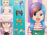 لعبة قص شعر سالي