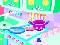 لعبة طبخ زمردة
