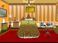 لعبة ديكور القصر
